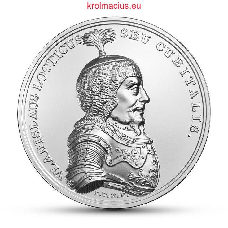 50 zł / 2013 r. -  Władysław Łokietek