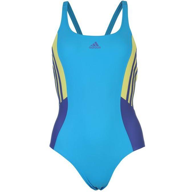 adidas | adidas Infinitex 1 Piece Swimming Costume | Ladies Swimsuits