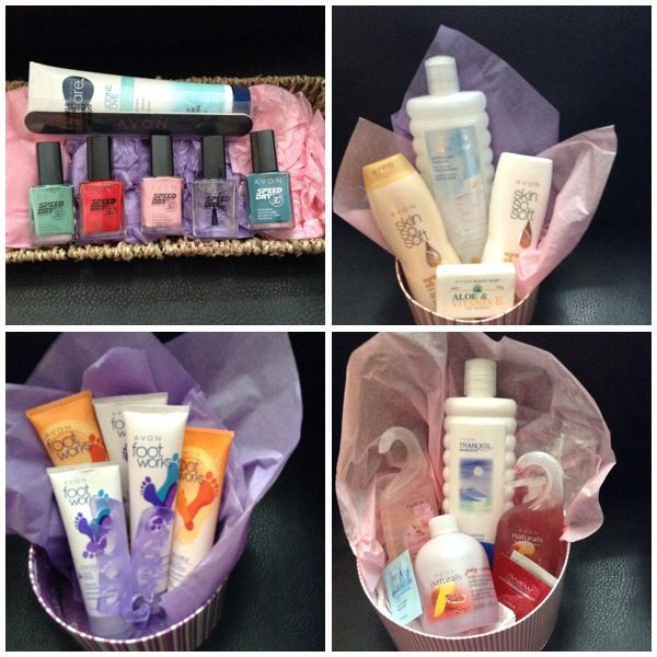Gift baskets available and will be made within your budget