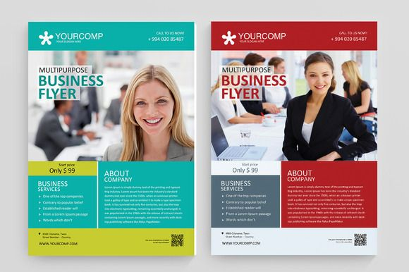 Business Flyer  Poster  Business Flyer  Poster Psd Print