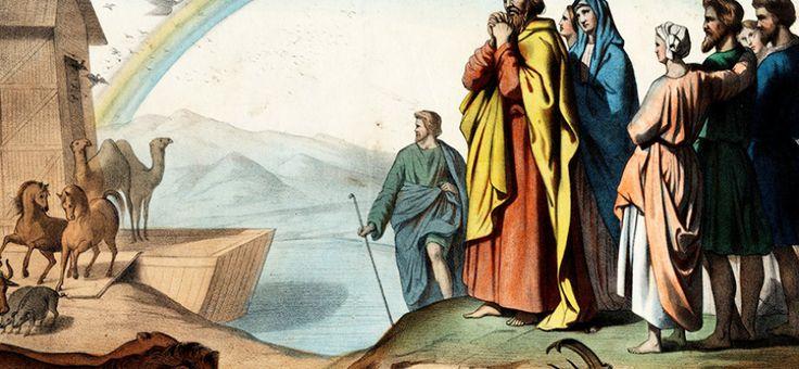 Kuran'da Hz. Nuh'un Tebliğe Devam Etmesi