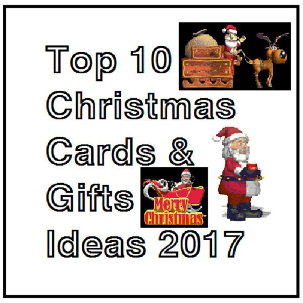 Top 10 Christmas Cards,gifts Ideas For 2017 | Bored Panda