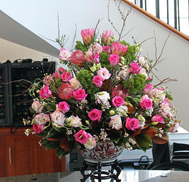 Best Altar Flower Arrangements: 17 Best Images About Church Flower Arrangements On