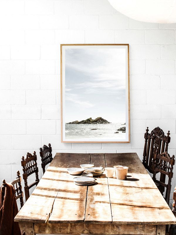 'Seal Rocks' limited edition photographic print captured at Seal Rocks, NSW by Kara Rosenlund.