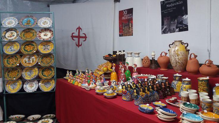 OROPESA (Toledo) - Justo un ceramista excepcional (2)