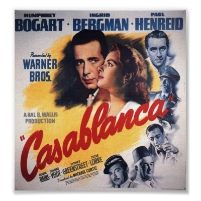 63 best images about original posters prints canvas prints wall art on pinterest flower for Poster casablanca