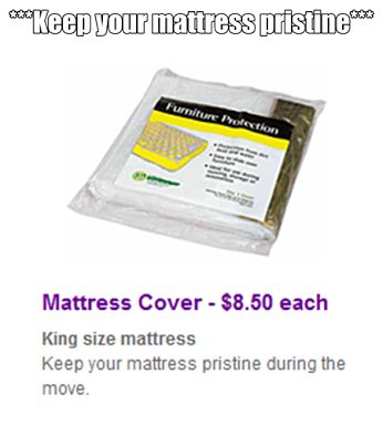 ****Mattress Cover - $8.50 each**** http://bit.ly/1L15py7
