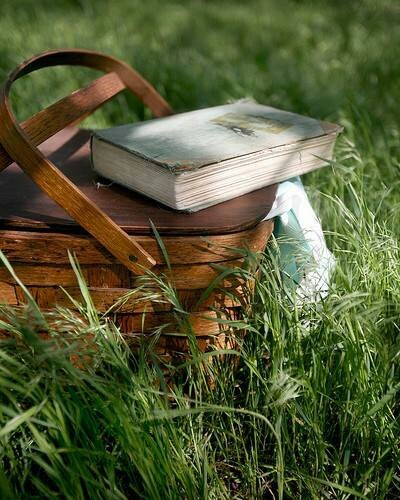 Grab a book and read