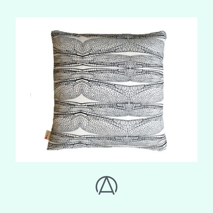 Nature inspired graphic prints on pure linen cushions - Love Milo available from Africandy http://www.africandy.com/index.php/designers/love-milo.html