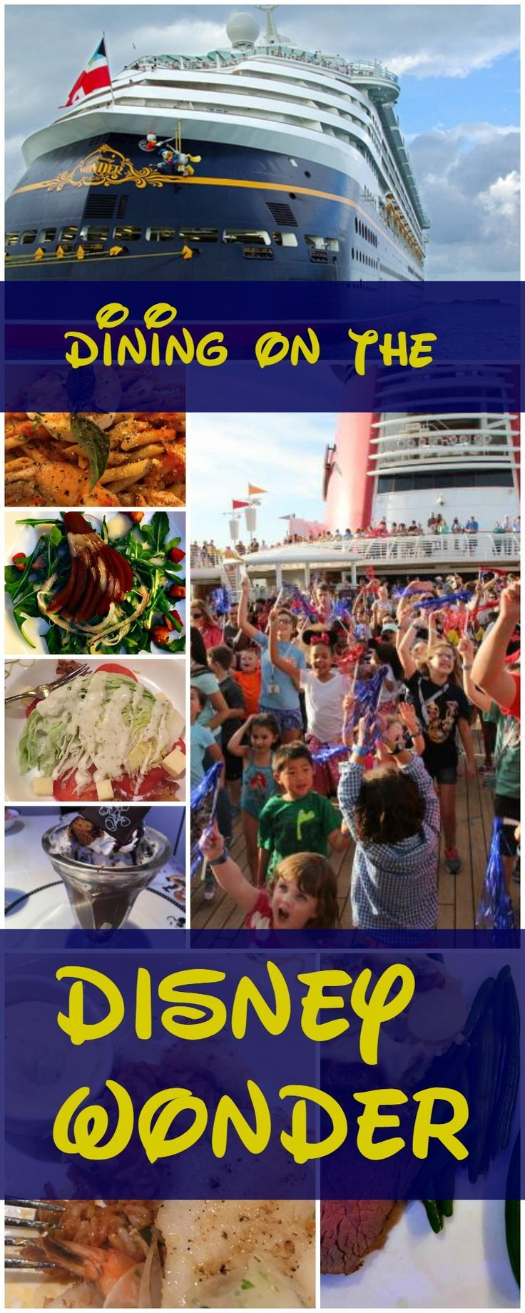 Everything you ever wanted to know about dining on the Disney Wonder |Disney Wonder|Disney Cruise Line|Cruise tips|Cruise ideas|Cruise with kids|eating on a cruise|dining options on a disney cruise|dining options on Disney Cruise Line|Disney Cruise Line|