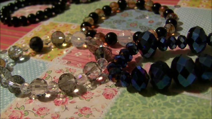 Tutorial come fare un bracciale elastico con le perle