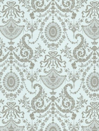 Woolverston A Feature Wallpaper From Cole And Son
