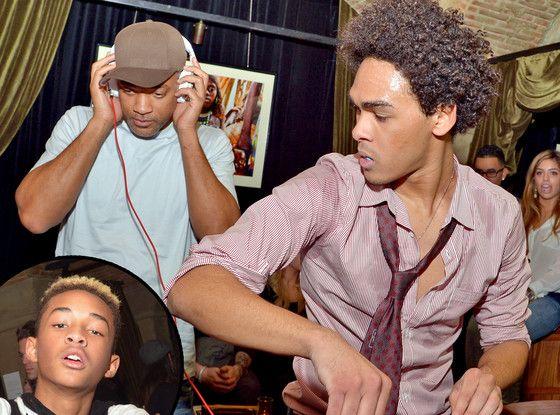 Jaden, Will, Trey Smith