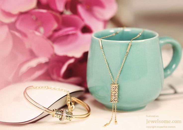 Office wear jewelry by Tanishq Mia
