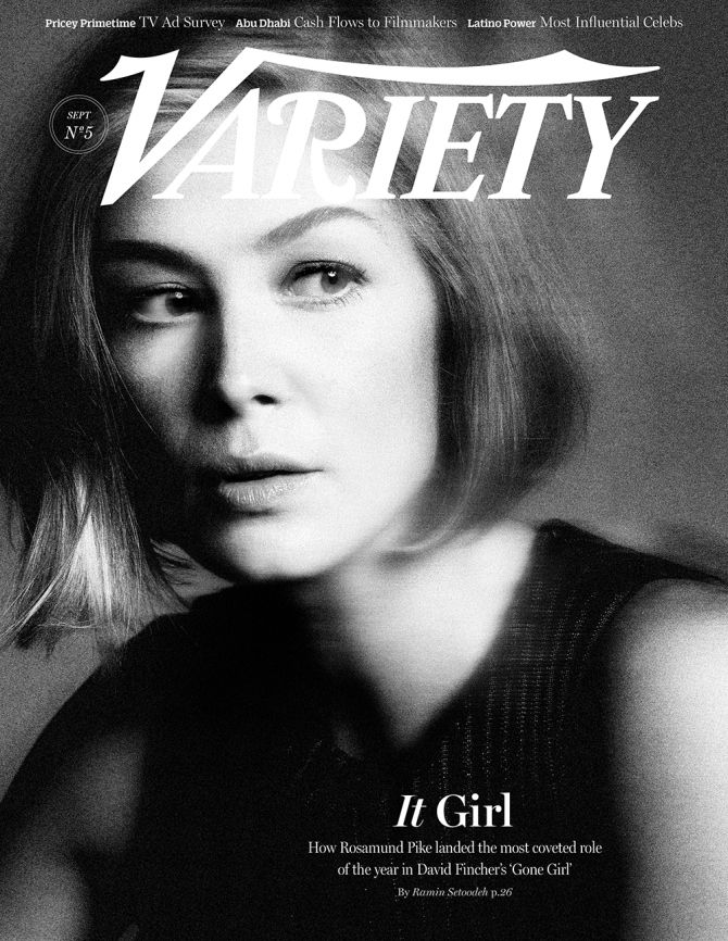 'Gone Girl': Rosamund Pike on the Role of a Lifetime