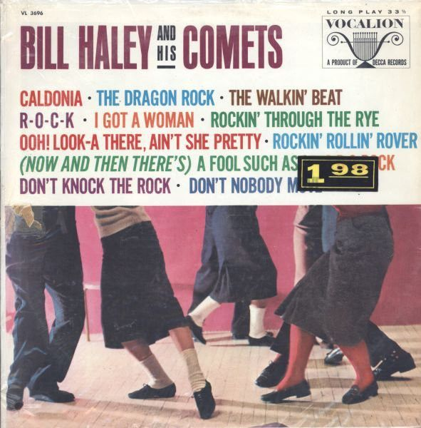 Bill Haley And His Comets - Bill Haley And His Comets at Discogs