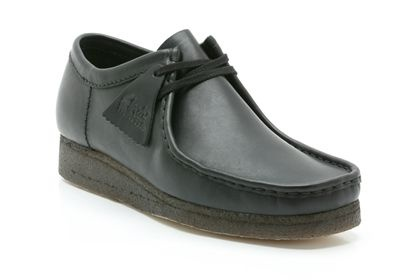 Clarks Wallabee - I always wanted a pair of these, but never got 'em