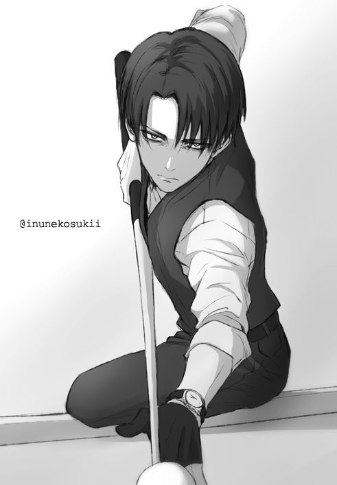 Our Levi Guys!!!<3