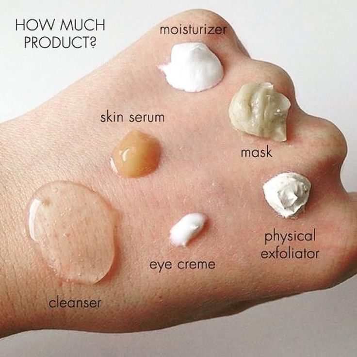How much product to use? This is a good guide  beautycounter.com/jennifersacchieri