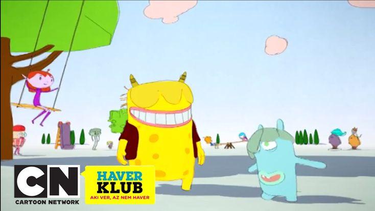 Aki ver az nem haver Bántalmazott | A Cartoon Network bántalmazásellenes...