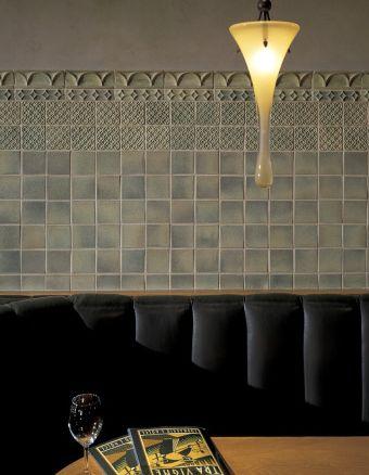 Ann Sacks Tiles Abyssinian Dimensional Carved Tile