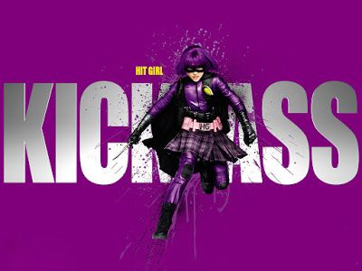 Chicas Letales del Cine: Hit-Girl -Mindy McCready- (Kick-Ass)