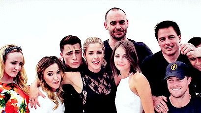 Omg everyone is normal-ish and then there is diggle......