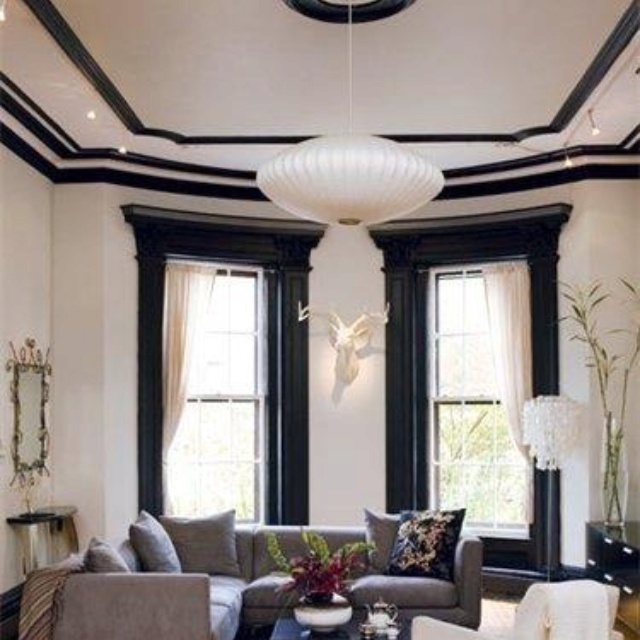 Famous 33 Best Painted Woodwork And Coved Ceiling Images On Pinterest Ig32