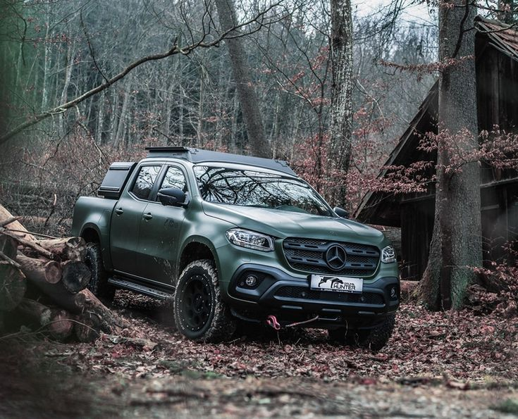 The best off-road vehicles for tough guys – Extreme off-road vehicles and SUVs for out-of-town adventures
