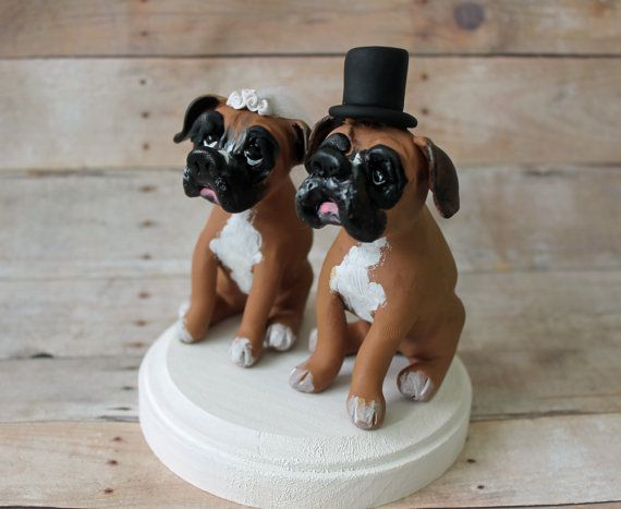 wedding cake topper with boxer dog 298 best images about quotes on the 26654