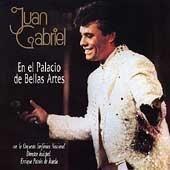 Juan Gabriel - En El Palacio DE Bellas Artes