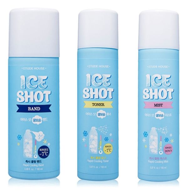 Etude House Ice Shot Collection