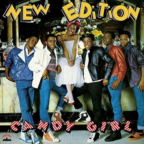 New Edition - New Edition - Candy Girl