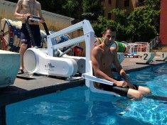 133 best images about pool lifts on pinterest - Public swimming pools bournemouth ...