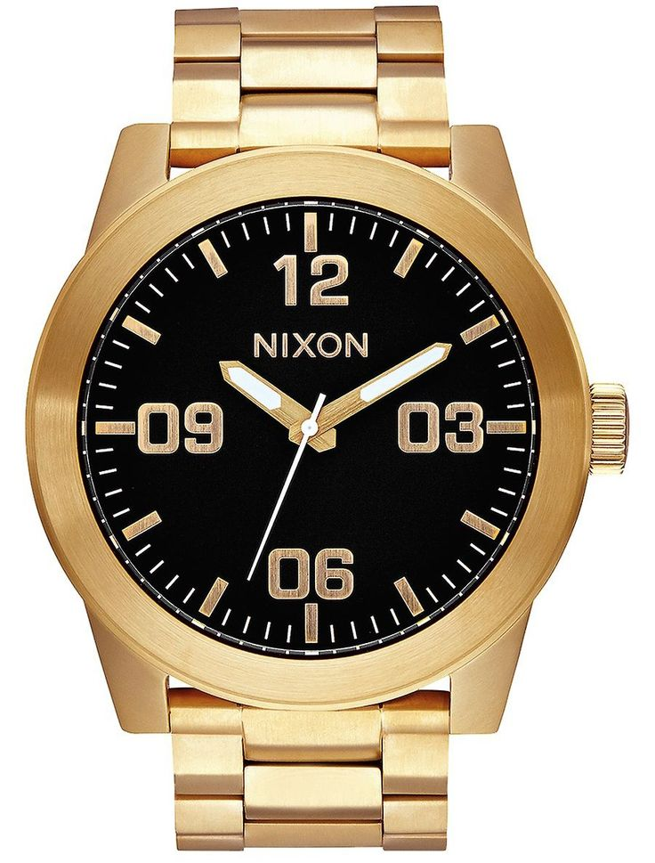 #Nixon Corporal Quartz A346-510-00 Men's Watch