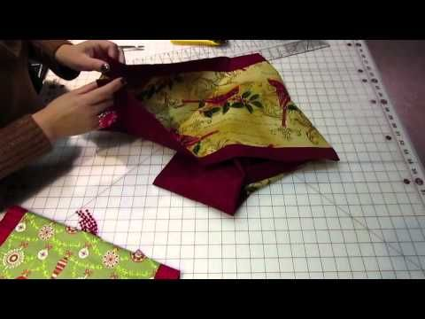 1000 images about sewing video tutorials on pinterest for 10 minute table runner placemats