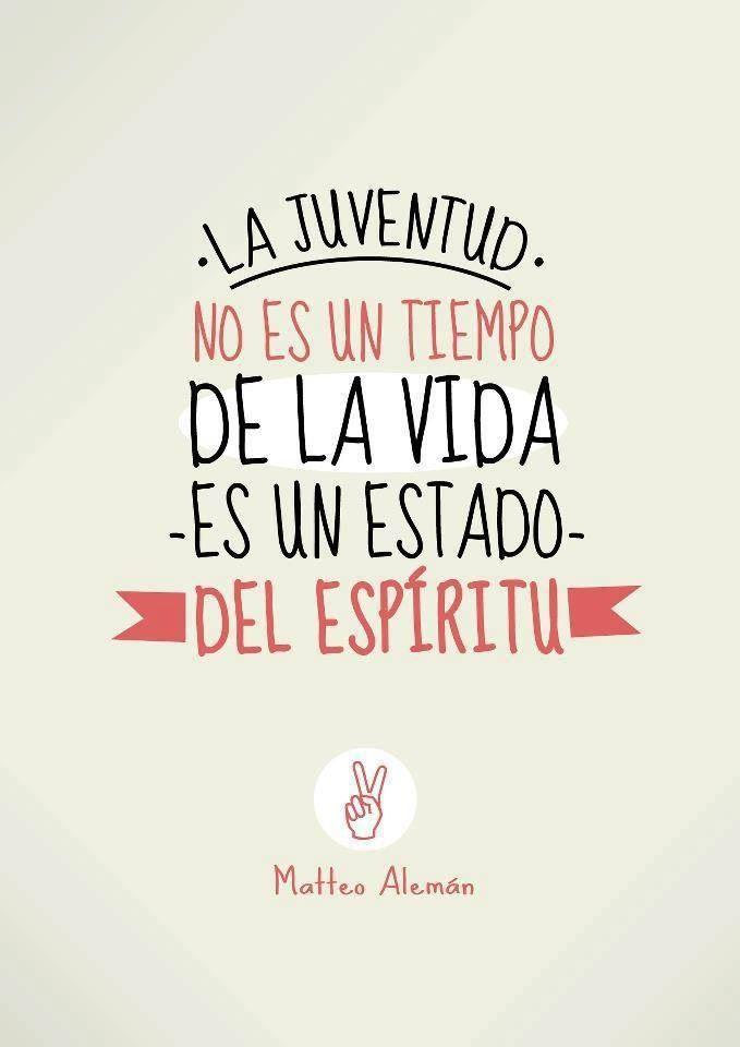 Frases vida amor  español es mi idioma #Frases #Juventud #Vida