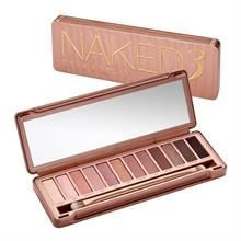 Naked 3 Palette 12 beautiful rose hued neutrals that blend beautifully for a daytime look to a sexy smokey eye i love this!