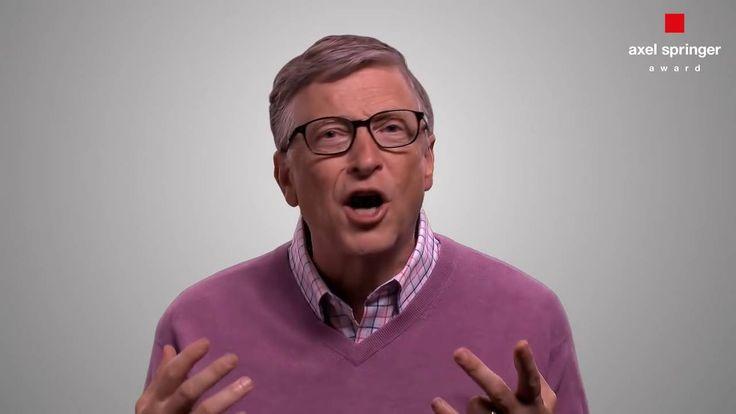 Bill Gates' Video Message for Mark Zucker Burg | who is bill gates