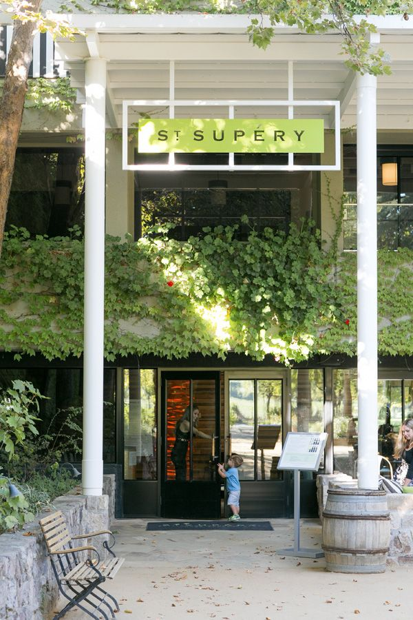 St. Supery, a modern winery with beautiful grounds and gardens. #GoNative #spon –By Eden at Sugar and Charm who stayed at Napa Winery Inn #contestentry