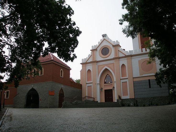 Gostynin - zamek