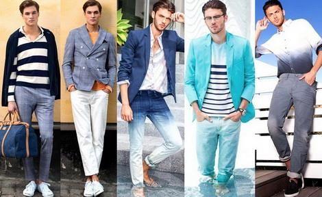 Направление моды на мужские классические пиджаки