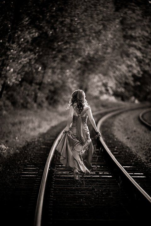 """""""Run, run, run away like a train running off the track. Got the truth you left behind falls between the cracks. Standing on broken dreams, never losing sight. Just spread your wings.""""  -  Van Halen"""