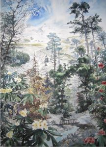 Schilderij van Michiel Schepers
