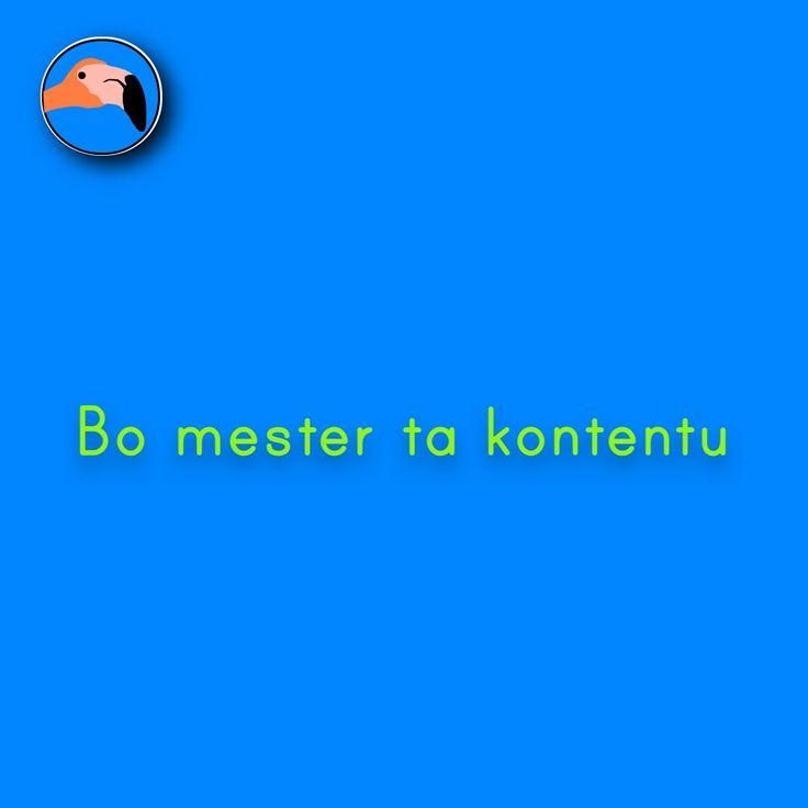 You must be happy   Bo mester ta kontentu!  For translation services contact us at info@henkyspapiamento.com  #papiamentu #papiaments #papiamento #creole #language #curacao #bonaire #aruba #caribbean #must #be #happy #moeten #blij #zijn #estar #tener #contento #feliz #alegre #ter #contente #satisfeito More learning materials available at henkyspapiamento.com