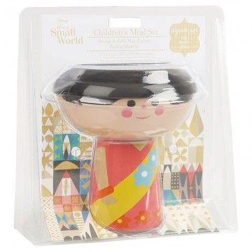 Disney it's a small world India Girl Meal Set
