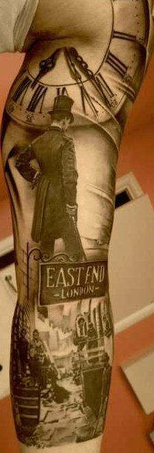 Anglophile's Delight! artist: Matteo Pasqualin: Tattoo Ideas, Matthew Pasqualin, Awesome Tattoo, Tattoos, Body Art, Amazing Tattoo, Ink