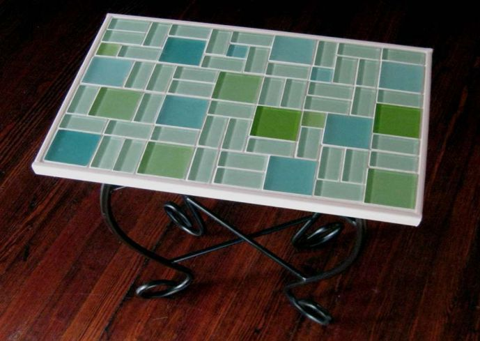 Recycled glass subway tile diy projects pinterest for Recycled glass art projects