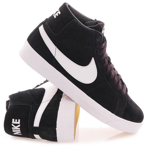 Nike Shoes Black And White