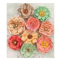 Sweet Peppermint Flowers